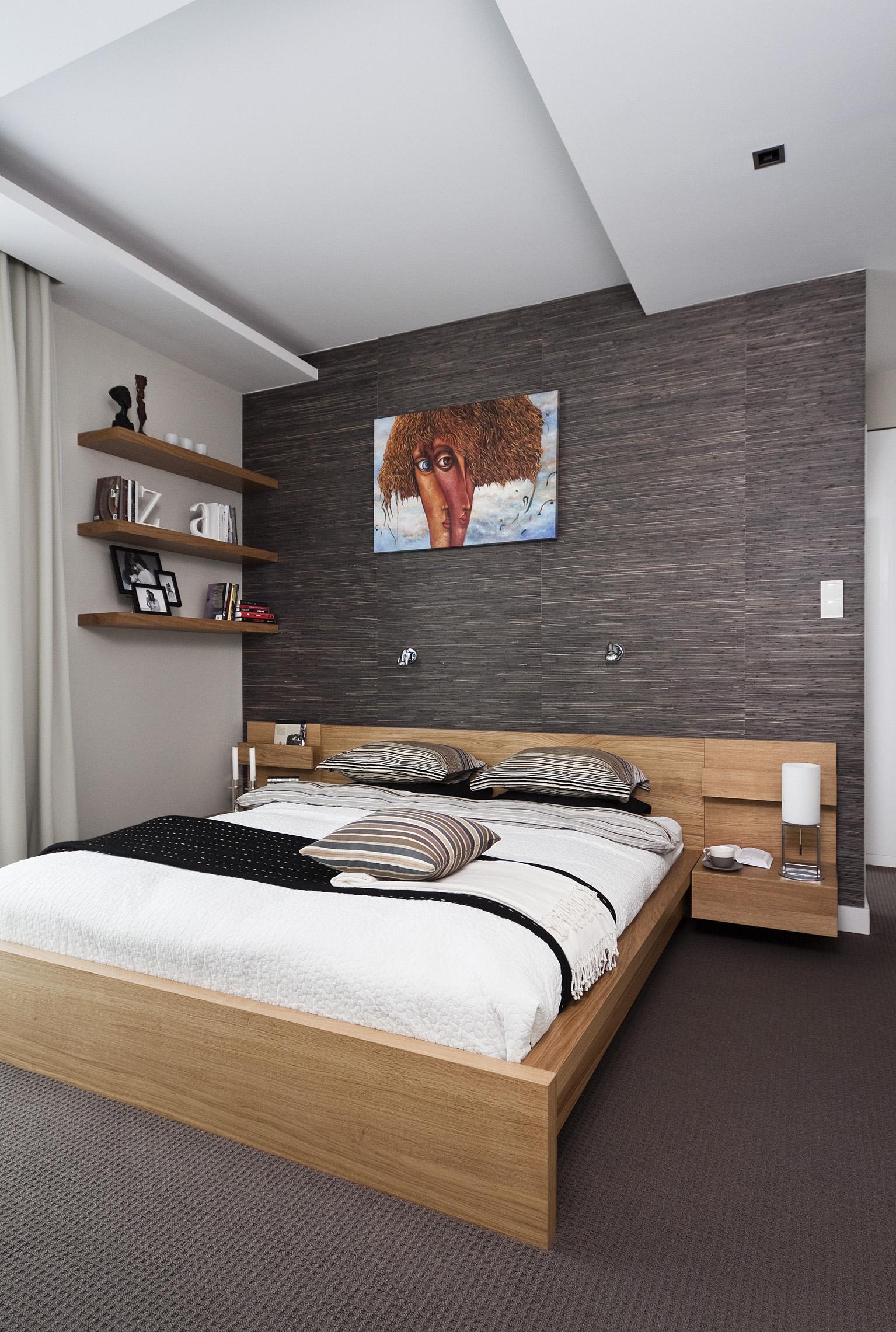 Sypialnia Mieszkanie na wynajem Wilanów Sarmacka 28