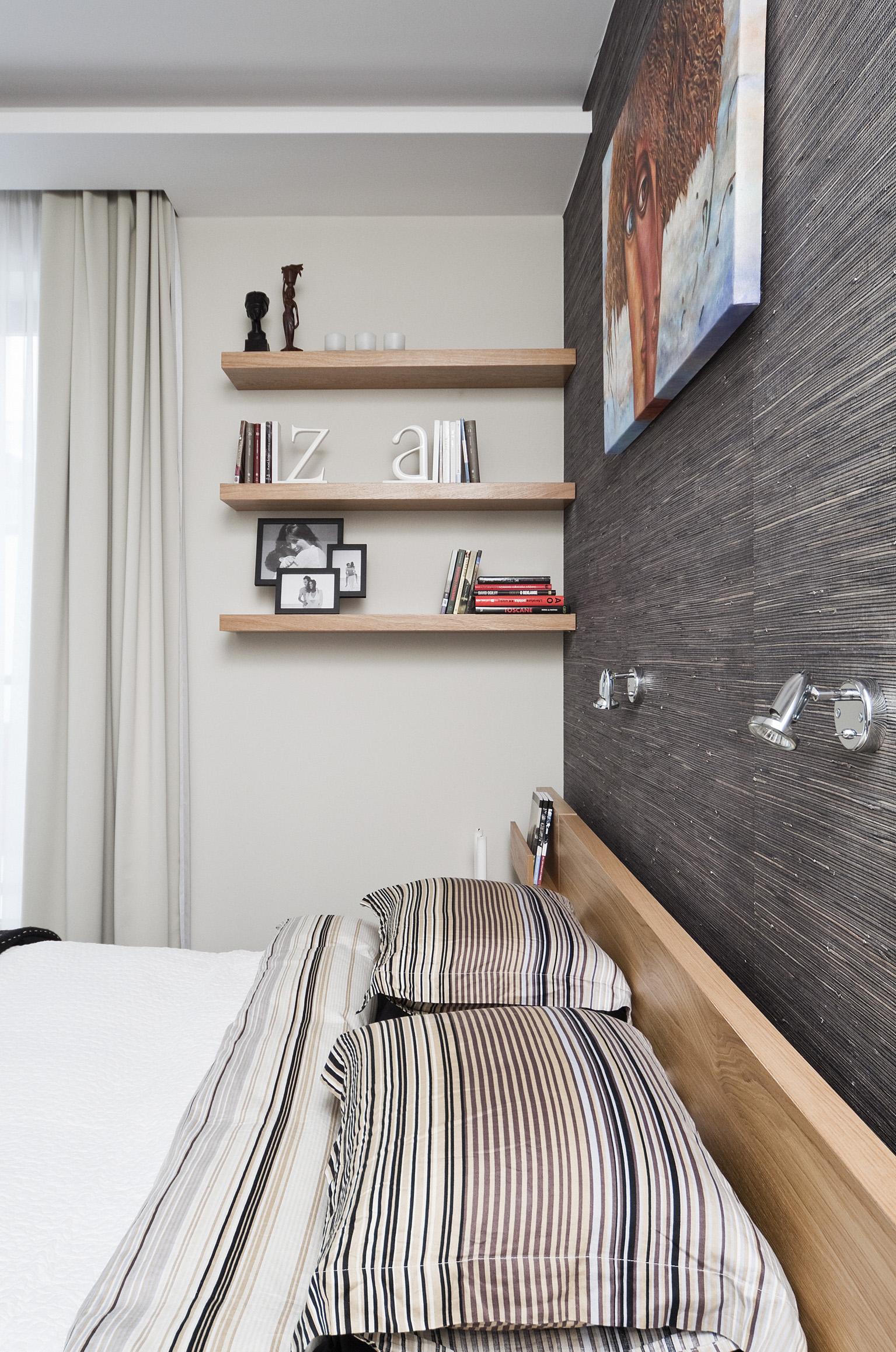 Sypialnia Apartament na wynajem Wilanów Sarmacka 28