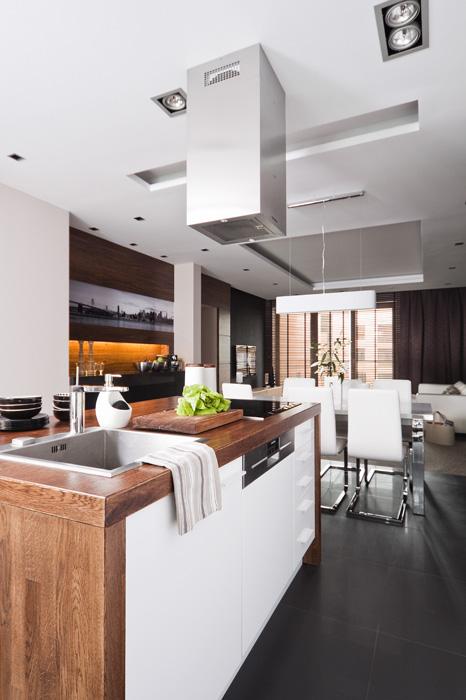 kuchnia salon wilanów apartament do wynajęcia sarmacka 28